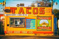 Let's Go Down to Harry Hines Boulevard and Get Some Tacos (Thomas Hawk) Tags: america dallas enchiladas tacostoluca texas usa unitedstatesunitedstatesofamerica neon restaurant fav10 fav25 fav50