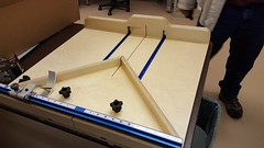 Miter Jig for a Table Saw (Let Ideas Compete) Tags: woodworking sled tablesawjig miterjig