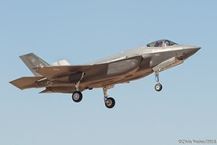 Lockheed F-35A Lightning II - 61st FS - 12-5048 (Pasley Aviation Photography) Tags: lockheed martin f35 f35a lightning ii 2 61 61st fs fighter squadron 125048 luke afb air force base stealth plane lf landing nikon d200 fly by overhead over head usaf country heritage share turkey fun friends 5th fifth generation strike aetc education traing command jet fuel smell morning low approach runway