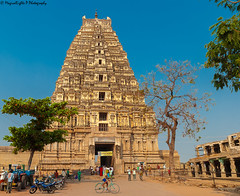 Virupaksha Temple (magicallights) Tags: hampi ruins architecture unescoworldheritagecentre worldheritage vijayanagaraempire