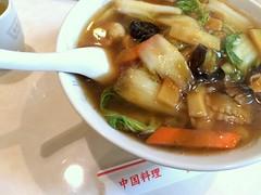 Cantonese ramen from Hong Kong Rou @ Akasaka (Fuyuhiko) Tags:      cantonese ramen from hong kong rou akasaka   tokyo