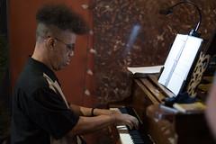 XT2B3805 - Flickr (J. Mijares) Tags: tribu drums flute clarinet piano pianist guitar xylophone bongo band concert cadillac hotel mandala records