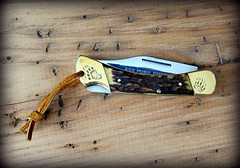 Vintage PUMA Folder.. 905 'Duke'.. (Tatsu*) Tags: puma folder knife knives 905duke stag