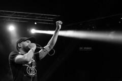 El Dino on stage (5) (Nan' R.) Tags: live rock band eldino leclub antananarivo madagascar colors nikon nikonphotography nikongirl onstage guitarplayer bassplayer drummer leadvocal lights stagelights emotions