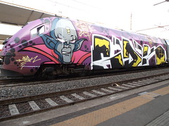 from the dark side of the moon (en-ri) Tags: ball dragon giallo crew viola bianco nero sdk wholecar 2015 endtoend opak toptobottom
