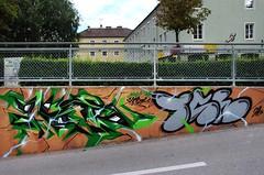 Sketch / Innsbruck (Crazy Mister Sketch) Tags: street streetart art wall painting graffiti austria tirol sketch sterreich crazy artwork letters style tags spot mister spraypaint walls outline piece brcke innsbruck prinz wildstyle spraycans ibk eugen stylewriting