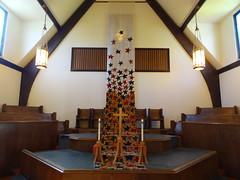 DSC04156 (Michael S in Seattle) Tags: sacredspace fabricart wallingfordumc sanctuaryart welcomesunday2015