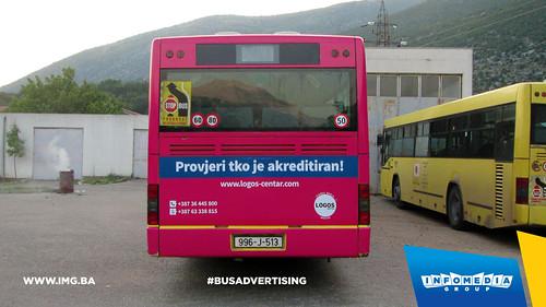 Info Media Group - Logos Centar, BUS Outdoor Advertising, Mostar 08-2015 (3)