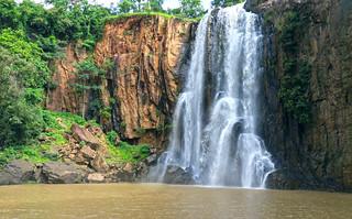 Kendayi Waterfall