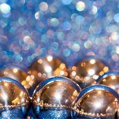Celestial Spheres [Explored] (Kate H2011) Tags: uk blue macro closeup sparkles square necklace beads bokeh indoor depthoffield sparkle explore round hmm 2015 500x500 bsquare ef100mmf28macrousm explored macromondays katehighley