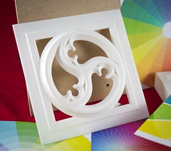 Dreischneus-White_4 (Georg Kreuter) Tags: gothic blender 3dprint shapeways dreischneus