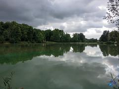 Le grand parc d'Enghien