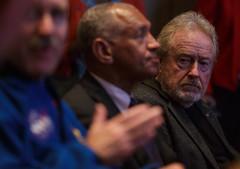 "Screening of ""The Martian"" (NHQ201509290005) (NASA HQ PHOTO) Tags: usa dc washington ridleyscott nasa wasington themartian nationalgeographicsocietyheadquarters grosvenorauditorium joelkowsky"