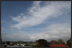 Spring weather (Zelda Wynn) Tags: weather clouds auckland cloudscape mtalbert newlynn zeldawynnphotography