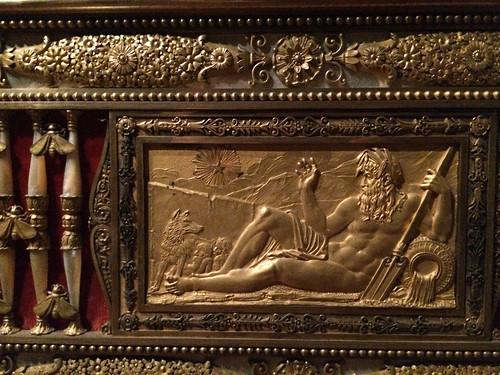 Napoleon's cradle, Imperial Treasury, Vienna
