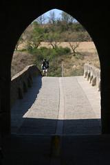 Puente La Reina (Roby_BG) Tags: bridge arc ponte arco caminodesantiago peregrino pellegrino