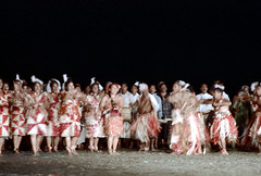 28-683 (ndpa / s. lundeen, archivist) Tags: costumes people color men film field festival fiji 35mm outdoors costume clothing women mud outdoor traditional nick group performance culture suva clothes southpacific barefoot 28 tradition 1970s performers 1972 muddy dewolf oceania fijian pacificartsfestival pacificislands inthemud festivalofpacificarts southpacificislands nickdewolf photographbynickdewolf festpac pacificislandculture southpacificfestival reel28 southpacificartsfestival southpacificfestivalofarts fiji72