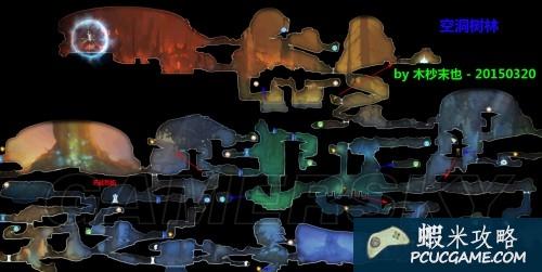 聖靈之光 全地圖 全收集、機關全破解及隱藏地點全提示