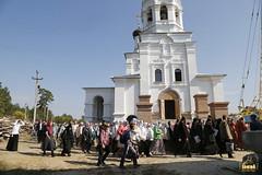 080. Patron Saints Day at the Cathedral of Svyatogorsk / Престольный праздник в соборе Святогорска