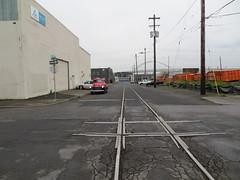 Portland York Street Trackage IMG_5979 (jsmatlak) Tags: street railroad oregon portland branch terminal freight switching trackage