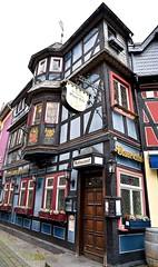 Die Blaue Ecke in Adenau (D.STEGEMANN) Tags: travel restaurant urlaub haus eifel ecke reise blaue adenau gaststtte