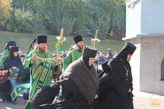 47. The commemoration day of St Sergius of Radonezh in Bogorodichnoe village / Праздник Прп. Сергия Радонежского в Богородичном