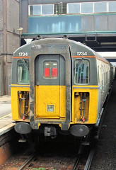 1734 (R~P~M) Tags: uk greatbritain england electric train unitedkingdom railway surrey southern emu gatwick southcentral 421 multipleunit 4cig govia