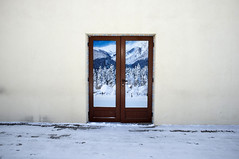 Beyond (NoCommonSense) Tags: street winter people white snow kazakhstan almaty 201314