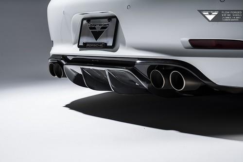 Porsche 911 Carrera S V-GT