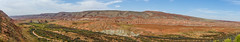 The Indian tapestry, New Mexico (Igor Sorokin) Tags: blue red sky panorama newmexico landscape hills