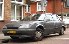 1990 Renault 25 TX 2.2 (rvandermaar) Tags: 22 tx renault 25 1990 r25 renault25 sidecode4 ys05kr