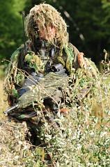 Scharfschtze (Offizieller Auftritt der Bundeswehr) Tags: bayern deutschland inland heer deby bundeswehr wildflecken truppenbungsplatz scharfschtze manver spezialisten il bundeswehrfotos soldatensoldatinnen