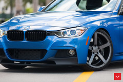 BMW - 3 Series - CV3R - Graphite - F31 -  Vossen Wheels 2015 -  1027 (VossenWheels) Tags: kat bmw graphite 3series f31 bmwwheels m3wheels bmwm3wheels vossenwheels2015 cv3r bmw328iwheels bmw335iwheels 330iwheels 328iwheels bmwaftermarketwheels bmw328iaftermarketwheels bmw335iaftermarketwheels bmwm3aftermarketwheels