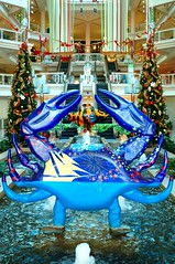 Baltimore downtown (HaiXu Leng) Tags: mall harbor downtown crab baltimore inner chritmas