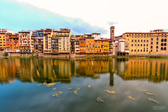 Firenze (e.querol) Tags: longexposure italy reflections florence firenze 1224f4 nikkor1224f4 nikond7100