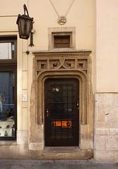 Krakov, portály (27) (ladabar) Tags: portal kraków cracow cracovia krakau krakov portál