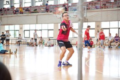 7thMoxaBadmintonIndustrialCup159 (Josh Pao) Tags: badminton 師大附中 羽球 大安站 moxa 第七屆 邀請賽 艾訊 四零四 axiomtek 工業盃 工業電腦盃