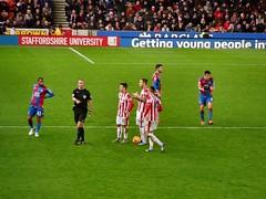 Stoke City v Crystal Palace (Paul-M-Wright) Tags: city uk football december crystal stadium soccer saturday palace match premier stoke 19 league versus britannia 2015 cpfc