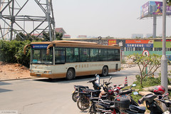 Clifford Bus (Canadian Pacific) Tags: china new bus village estate chinese guangdong  clifford canton        qifu  peoplesrepublicof  aimg5014