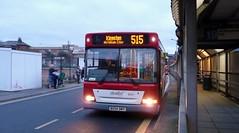 Another Abellio (bobsmithgl100) Tags: bus pointer mini surrey guildford dart commercialroad dmy plaxton 8019 bx54 route515 abelliosurrey bx54dmy