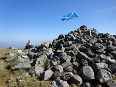 Criffel Summit, Southerness, Scotland (chocboxpix) Tags: criffel