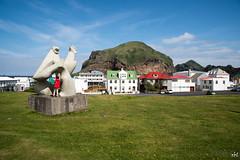 Listaverk við Stakkagerðistún (Runolfur Birgir) Tags: placestags other suðurland listaverk vestmannaeyjar landshlutar