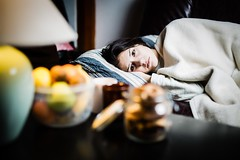 Sleep  More & Less Both Harmful , Can cause to Heart Diseases (ihp.pune@ymail.com) Tags: ache bed blanket checking cold cough disease fever flu hands head headache health home ill illness infection lemon lying measuring medical medicine pain pill pretty problem sad seasonal severe sick sickness stomach stomachache tea temperature throat unhappy virus vitamin