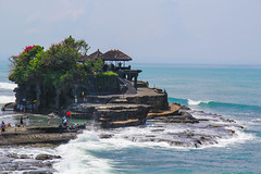 Tanah Lot (Lappinski) Tags: 2016 bali indonesien travel nature indonesia tanah lot temple