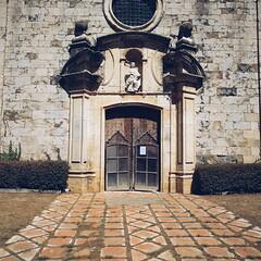 Esglsia de Sant Gens de Monells. Catalunya (minchodc) Tags: girona monells gerona iglesia church vsco catalunya catalua espaa spain android nexus5x vscocatalunya