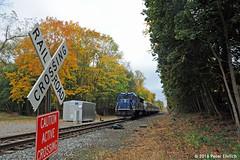 METRO-NORTH--115 lv Patterson IB. 1 of 2 (milantram) Tags: metronorth bl20gh passengertrains trains commuterrail