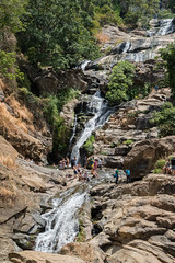Ravana Wasserfall Sri Lanka