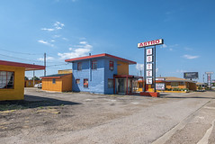Astro motel (philippe*) Tags: amarillo texas motel sign