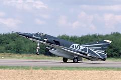 Mirage IIIRS (Rob Schleiffert) Tags: mirageiii dassault mirage swissairforce florennes reconnaissance
