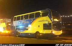 15991 (northwest85) Tags: stagecoach worthing coastliner 700 yn64 xsv 15991 scania alexander dennis adl enviro 300 service marine parade bus yn64xsv